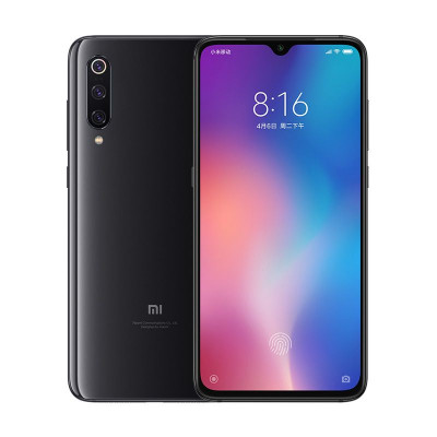 Xiaomi Mi9 6/64GB Black/Черный Global Version