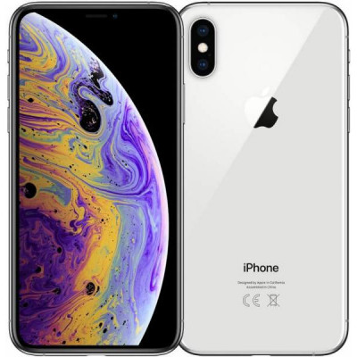 Apple iPhone Xs 512Gb Silver (Серебристый) MT9M2RU/A
