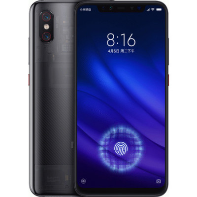 Смартфон Xiaomi Mi 8 Screen Fingerprint Edition 8GB / 128GB